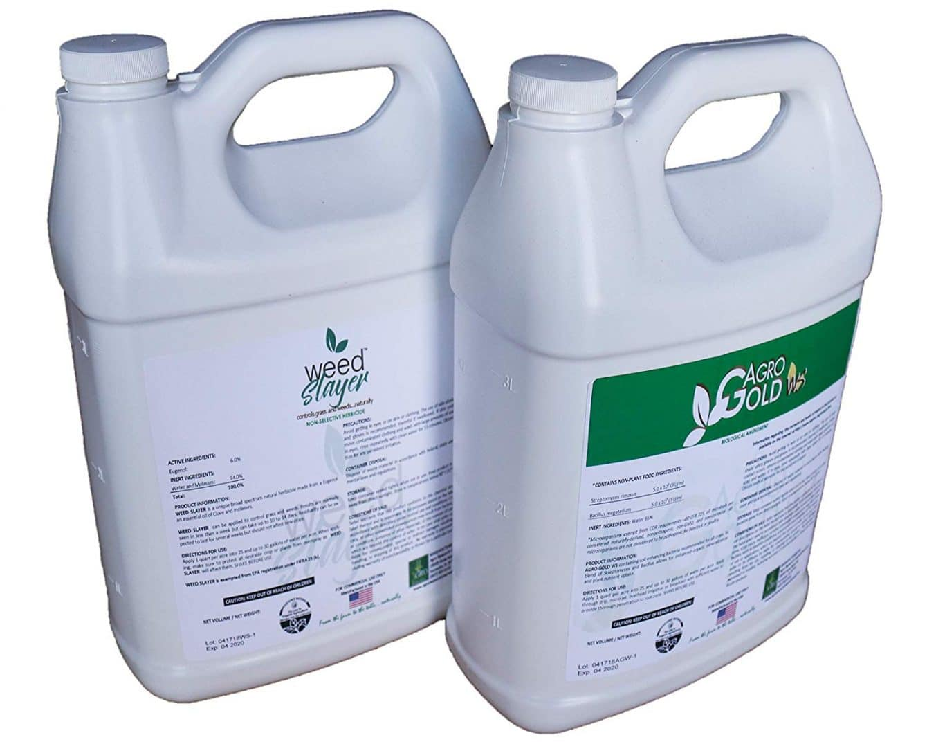 gardening tools and resources - weed slayer organic herbicide